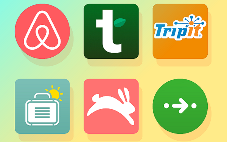 4 Travel Apps You Need to Install on Your Phone