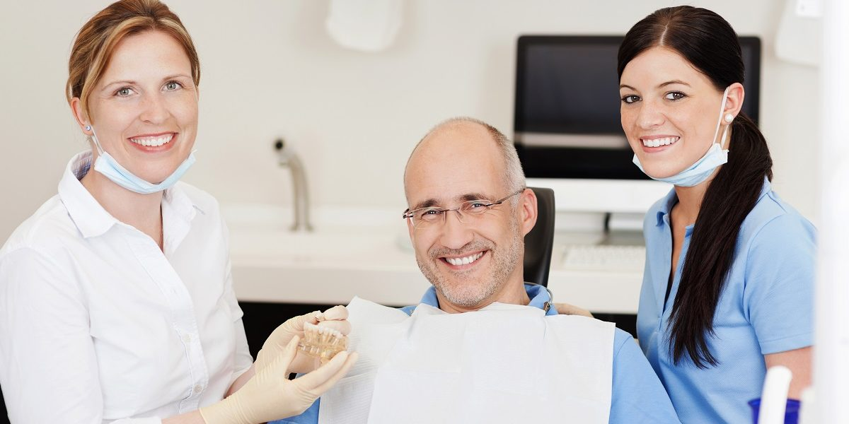 Your practitioner can recreate your smile after an accident